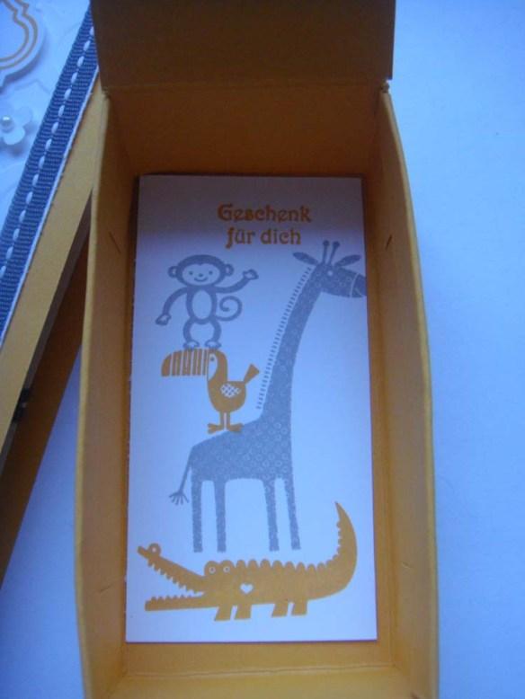 "Verpackung mit ""Zoo-Babies"""